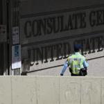 4港人赴美总领事馆寻求庇护被拒