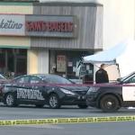 LA男子穿防弹衣冲撞警车被击毙